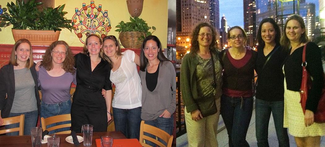 APSes: Coreen Farris, Ashley Gearhardt, Melanie Dirks, Mariann Weierich, Halley Woodward