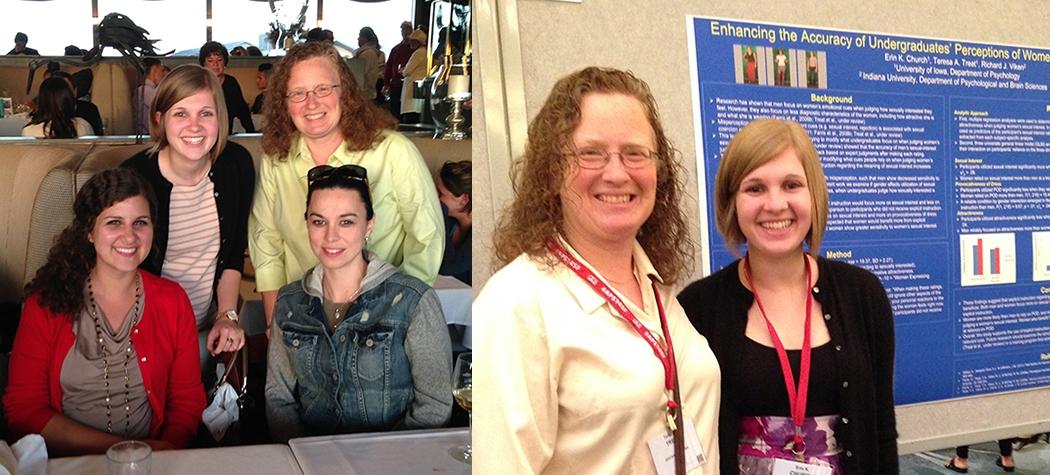 APS 2014: Marianne Rizk, Erin Church, Teresa Treat, Jodi Smith