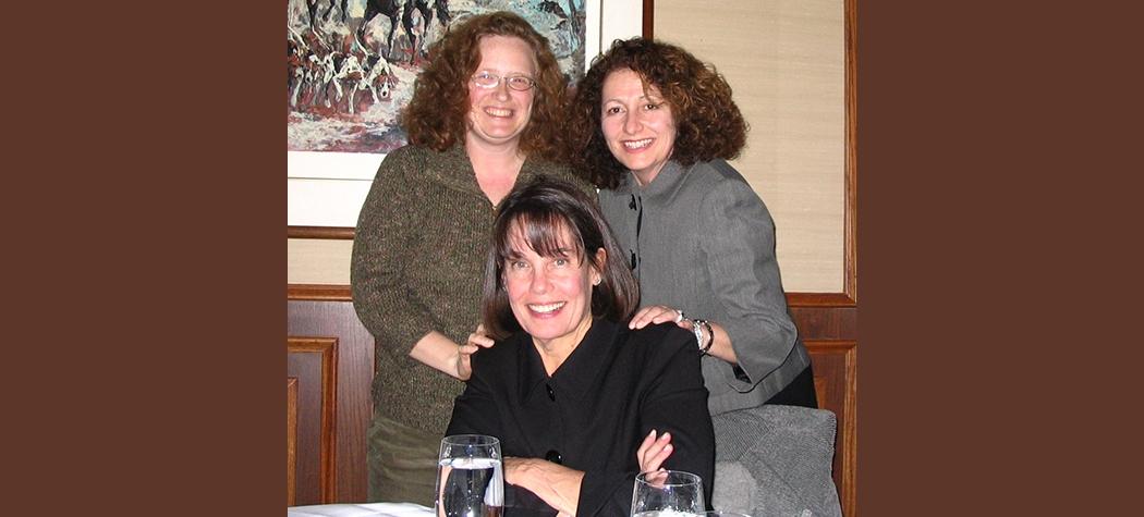 Teresa Treat, Marsha Marcus, Liz McCabe