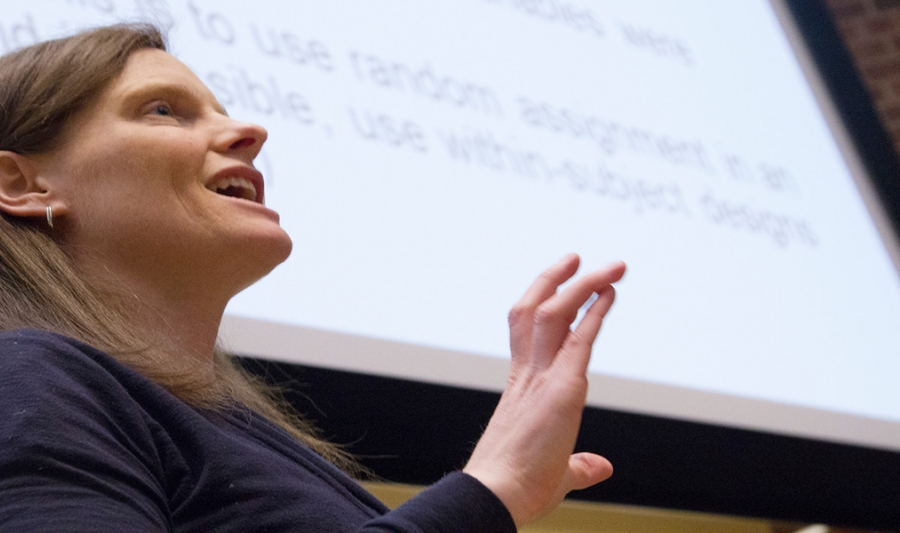 Professor Michelle Voss