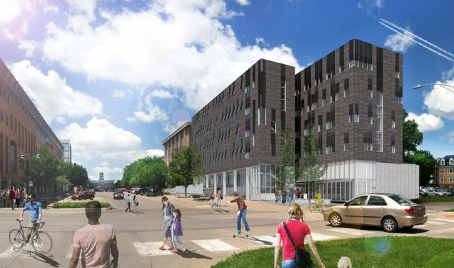 New PBS Building Rendering