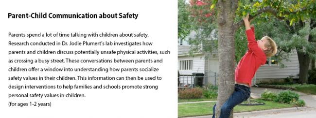 Parent-Child Communication about Safety