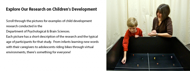 Explore Our Research on Children's Development