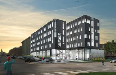 New building design
