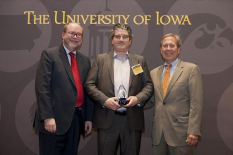 Mark Blumberg, University of Iowa F. Wendell Miller Distinguished Professor of Psychological & Brain Sciences